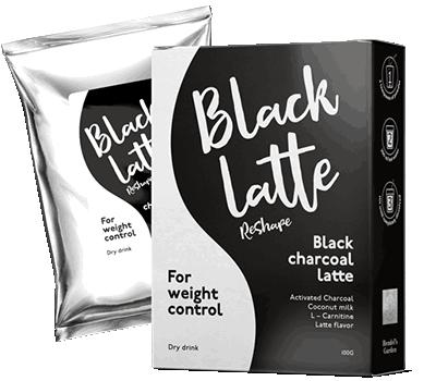 Блэк Латте кофе для похудения