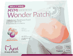 Пластырь Wonder Patch мини версия