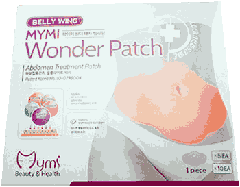 Пластырь Wonder Patch