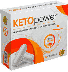 Капсулы Keto Power мини версия.