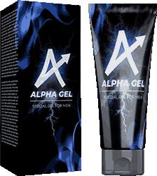Гель Alpha gel мини версия.