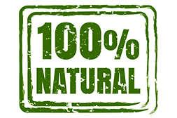 Nordlys состоит из натуральных компонентов.